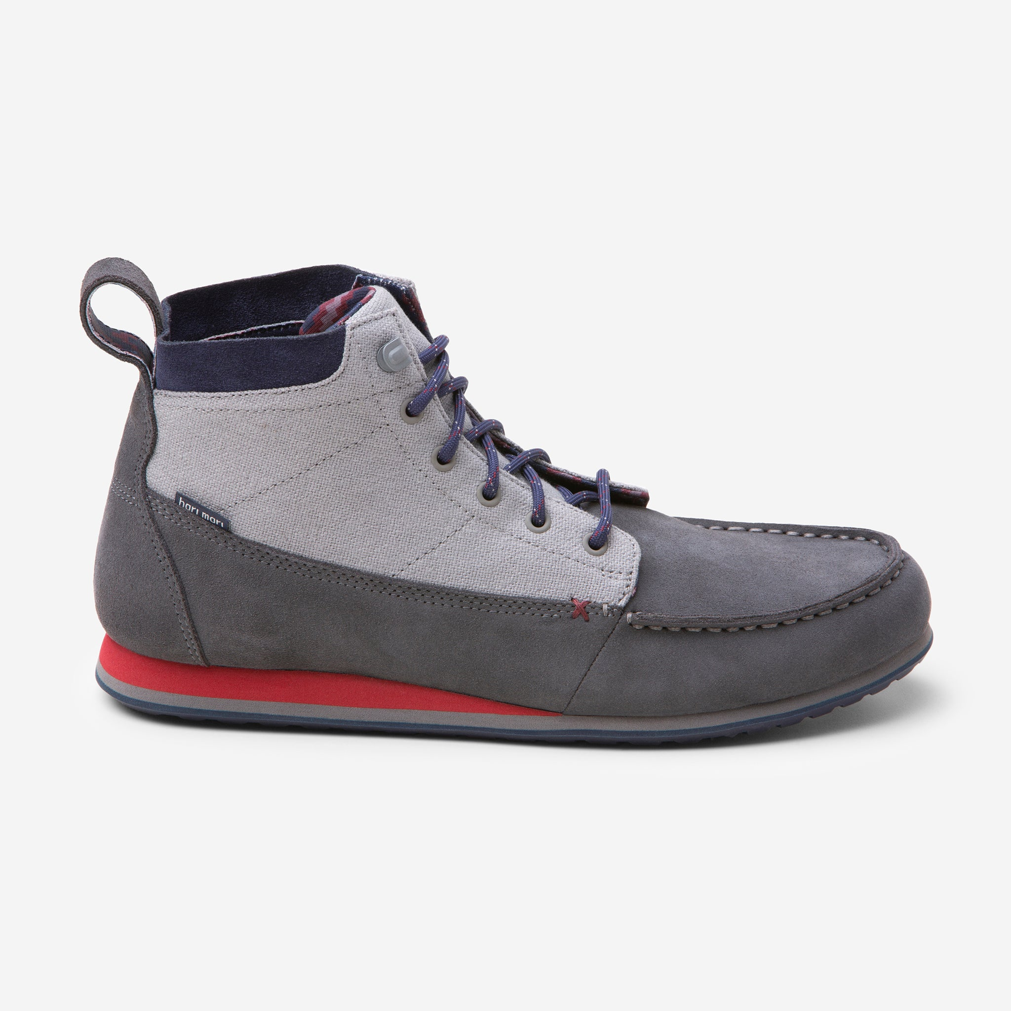 CanyonTreck Chukka - Men's - Gray - Side View