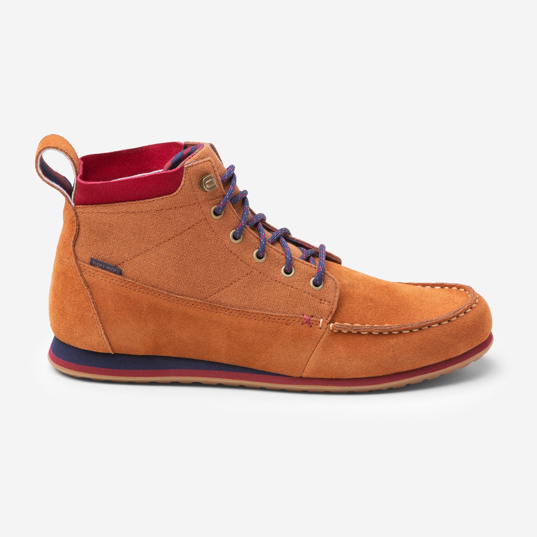 CanyonTreck Chukka - Men's - Tobacco - Side View