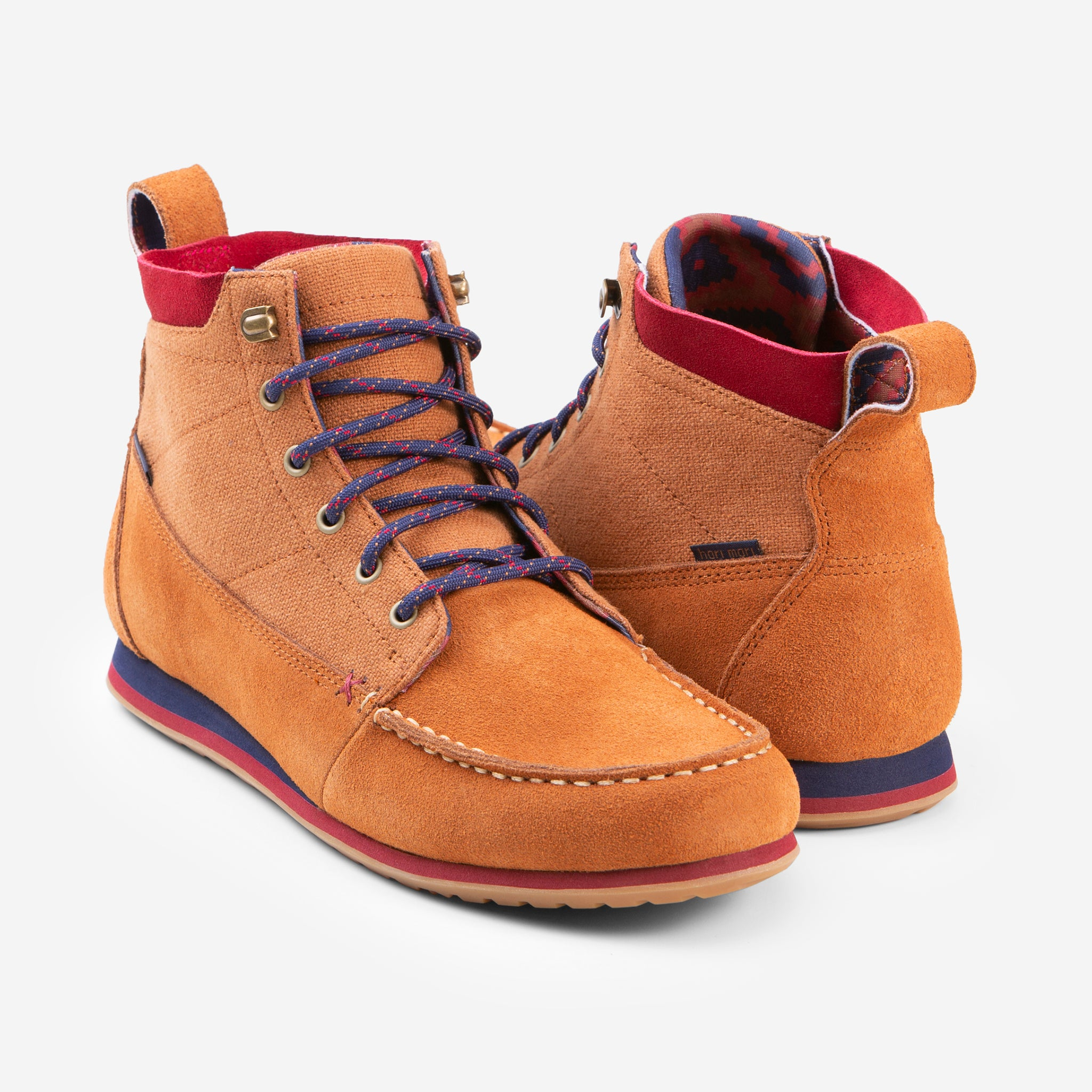 CanyonTreck Chukka - Men's - Tobacco - 45 Degree View