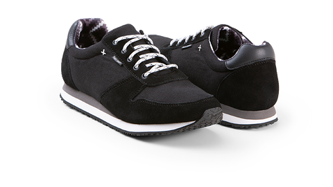 Dos Santos Retro Runner | Men's | Black