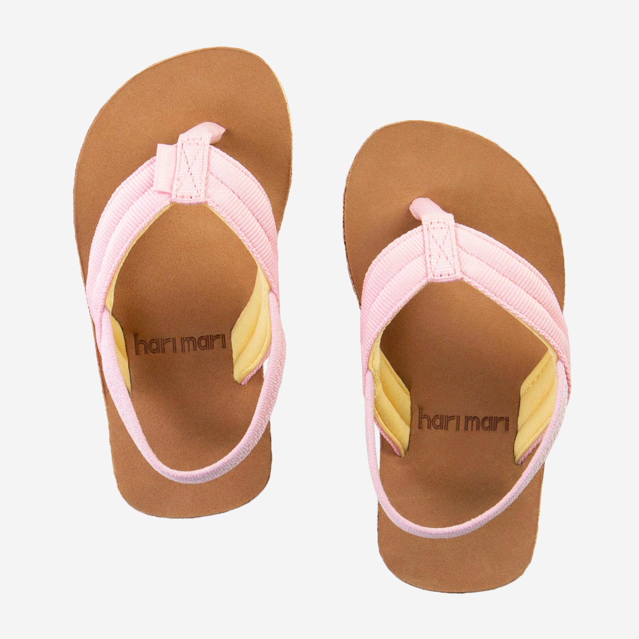 Scouts - Kids - Light Pink/Tan - Top View