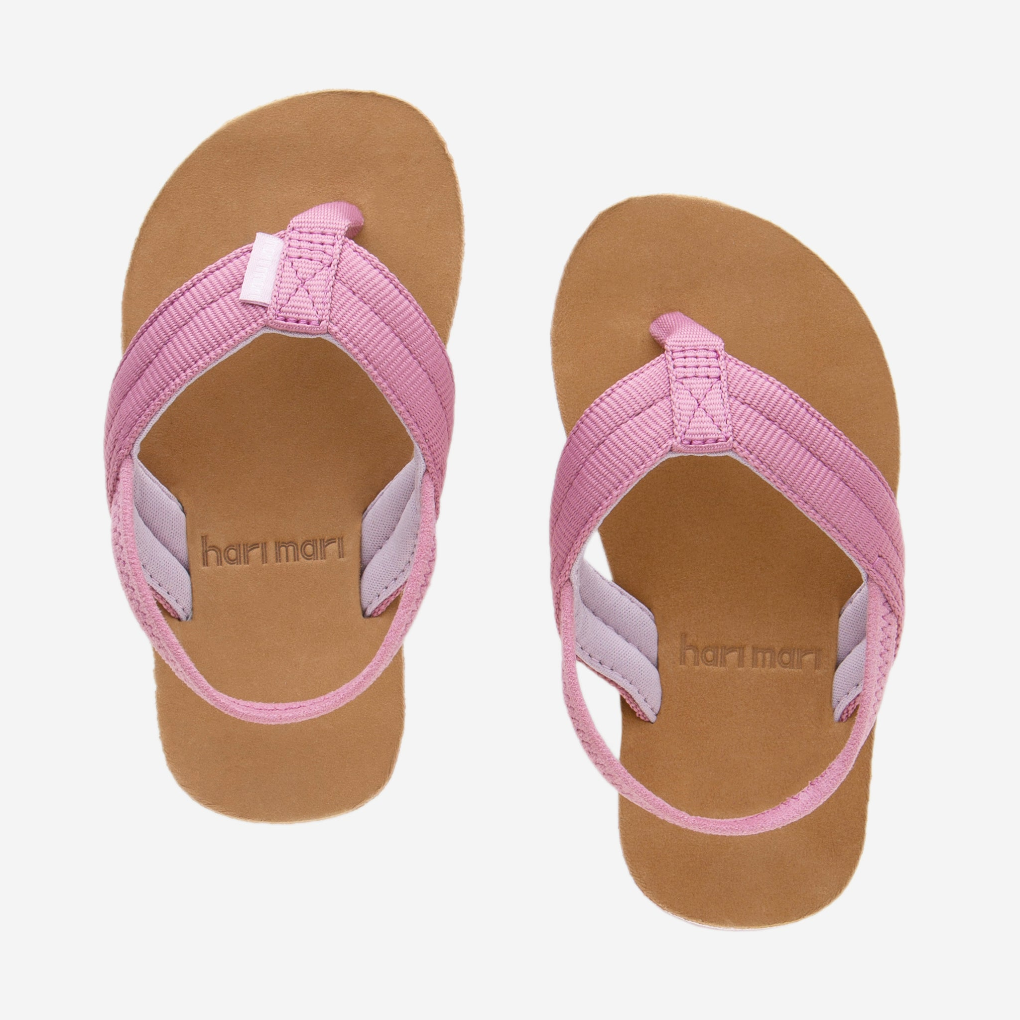 Hari Mari Kids Scouts in Rose/Sand on white background