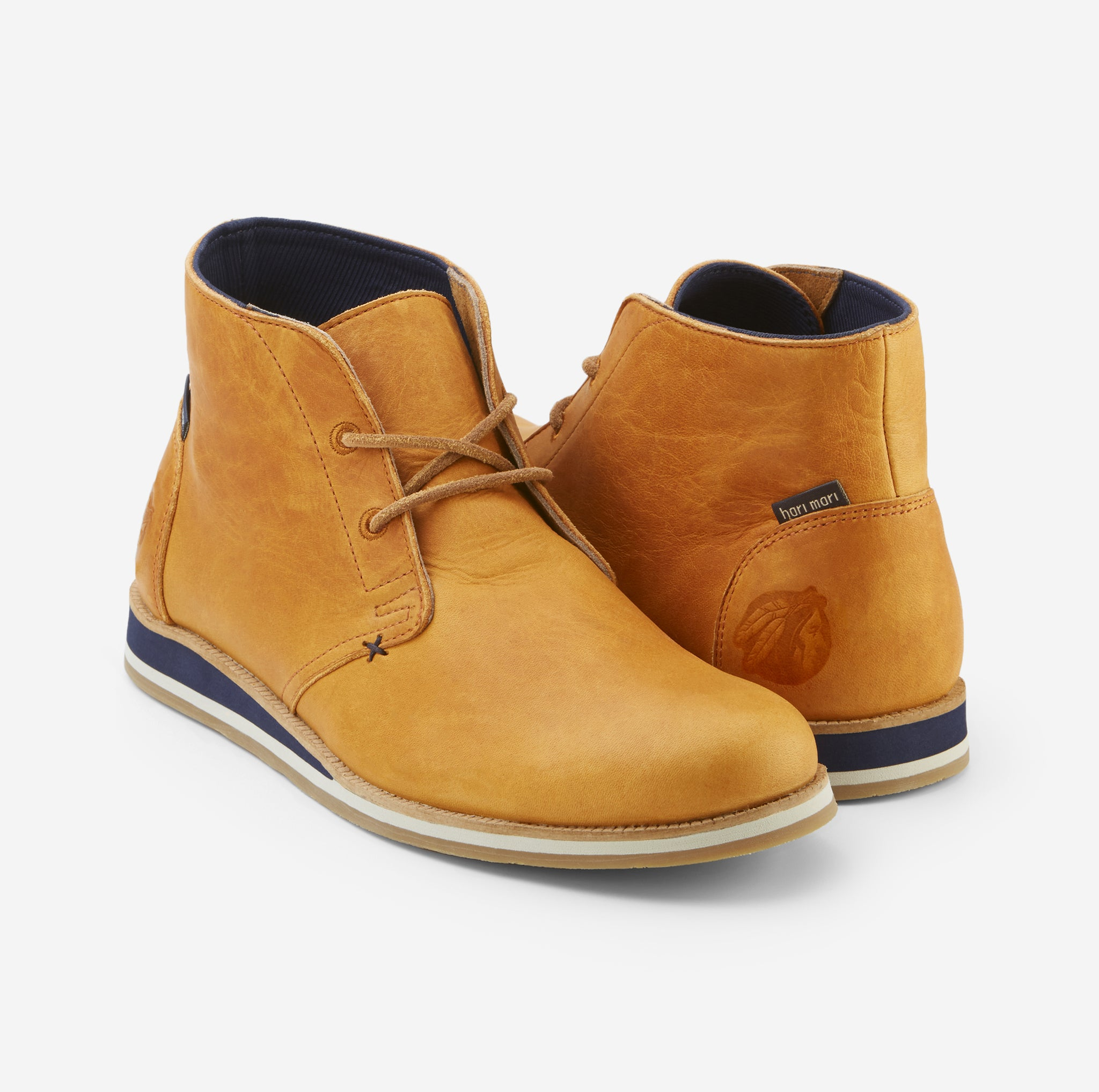 Nokona Adobe Desert Boot-Mens-Rye-Main Image