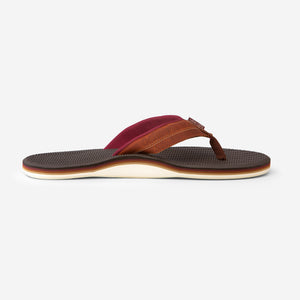 Brazos LX - Men's - Brown - Side View