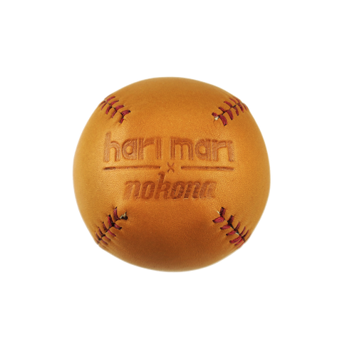 Hari Mari x Nokona // LEATHER HEAD BALL