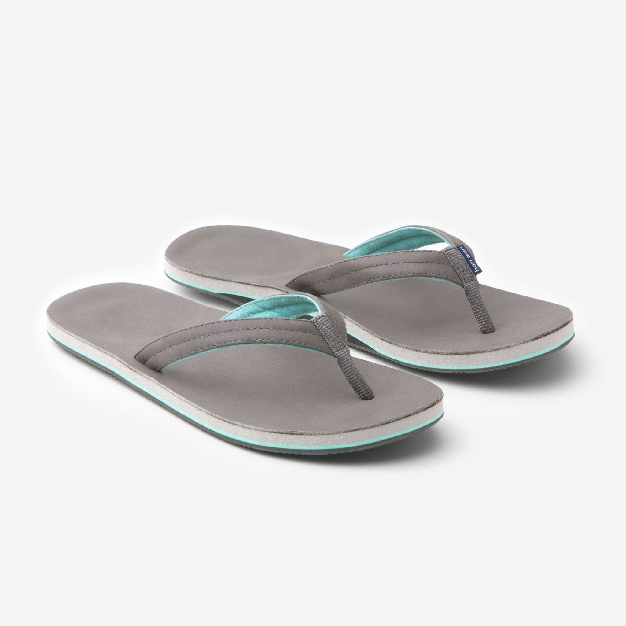Lakes - Women's - Dark Gray/Mint - 45 Degree View