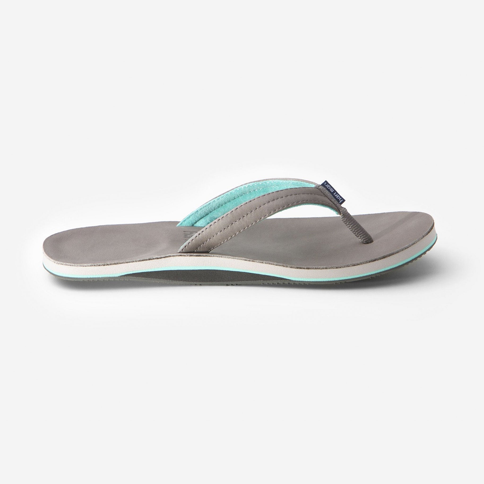 Lakes - Women's - Dark Gray/Mint - Side View