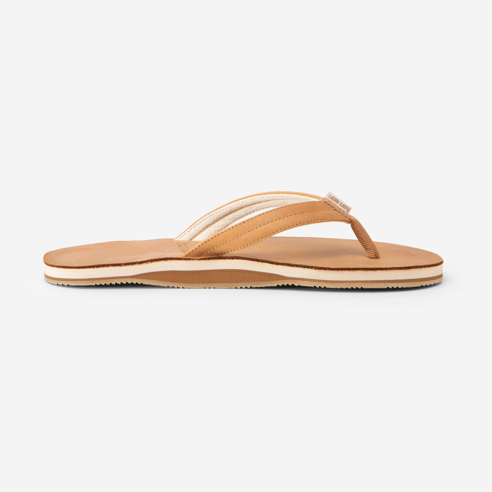 Lakes - Women's - Tan/Natural - Side View