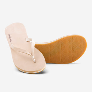 Meadows - Women's - Sand - 45 Degree/Bottom View