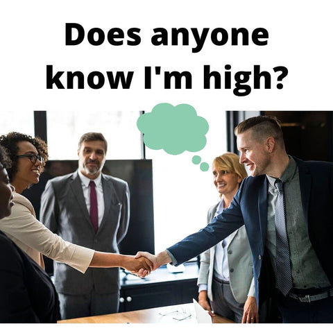"IG-meme ""Does Anyone know I'm high?"""
