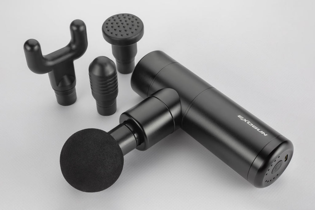 Exogun Handheld Percussion Massager