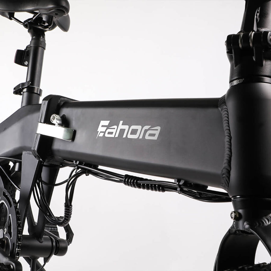 Eahora X6 E-PAS | Folding Snow E-Bike