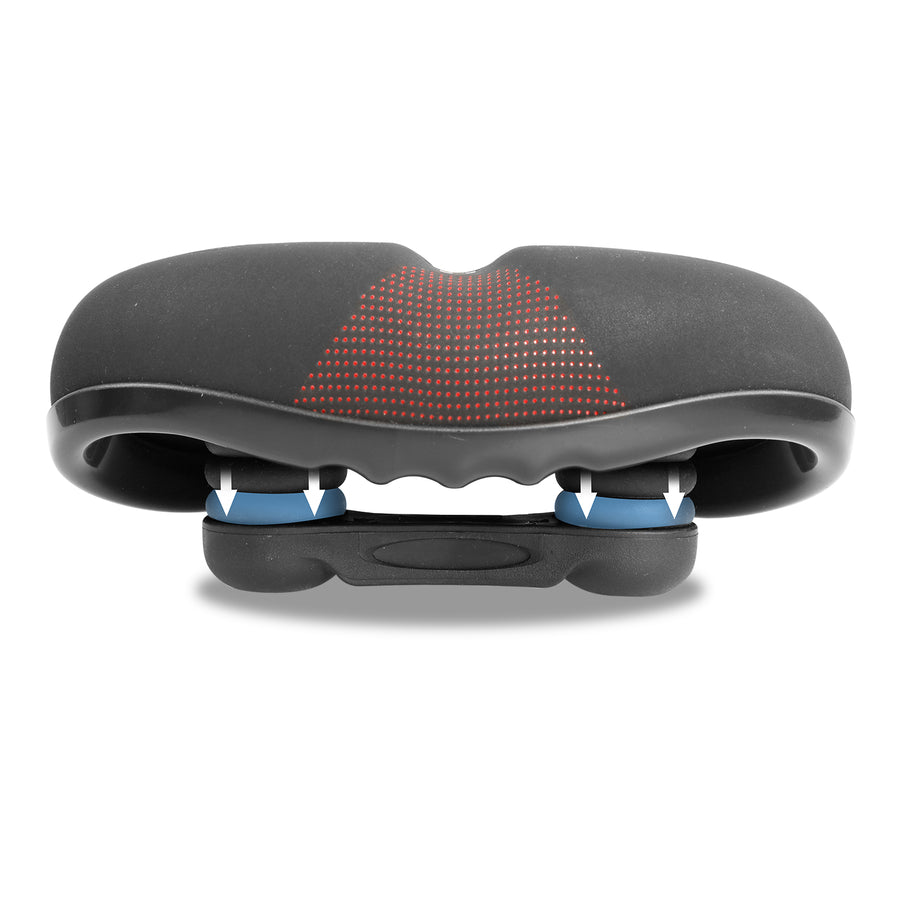 Thickened Super Soft Seat Saddle with Shock Absorption