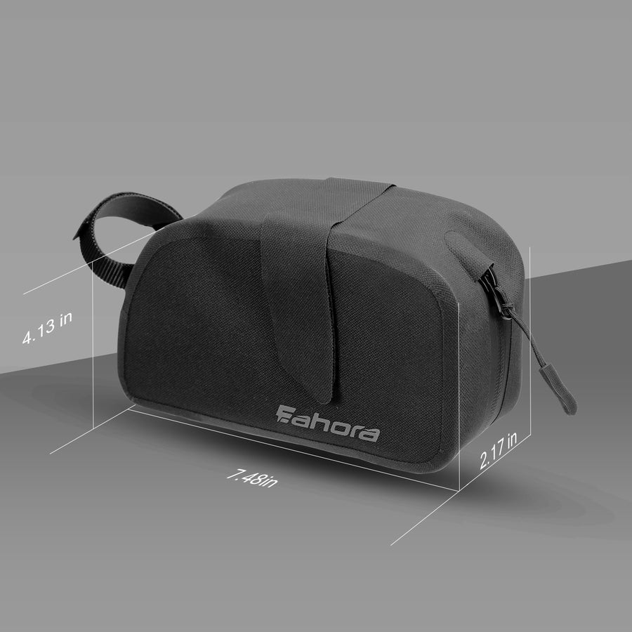 Waterproof Bike Saddle Bag 1.1L |  Bicycle Tail Bag & Cycling Equipment