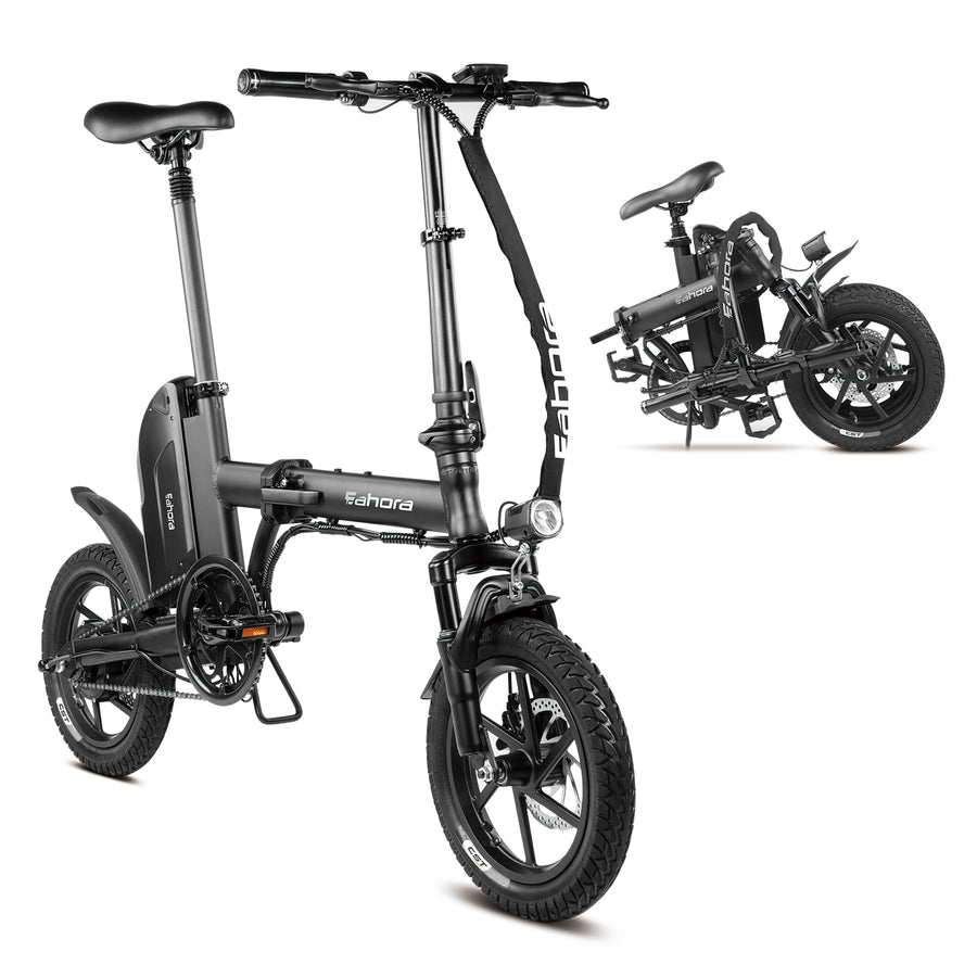Eahora X3 E-PAS | Folding Commuter E-Bike