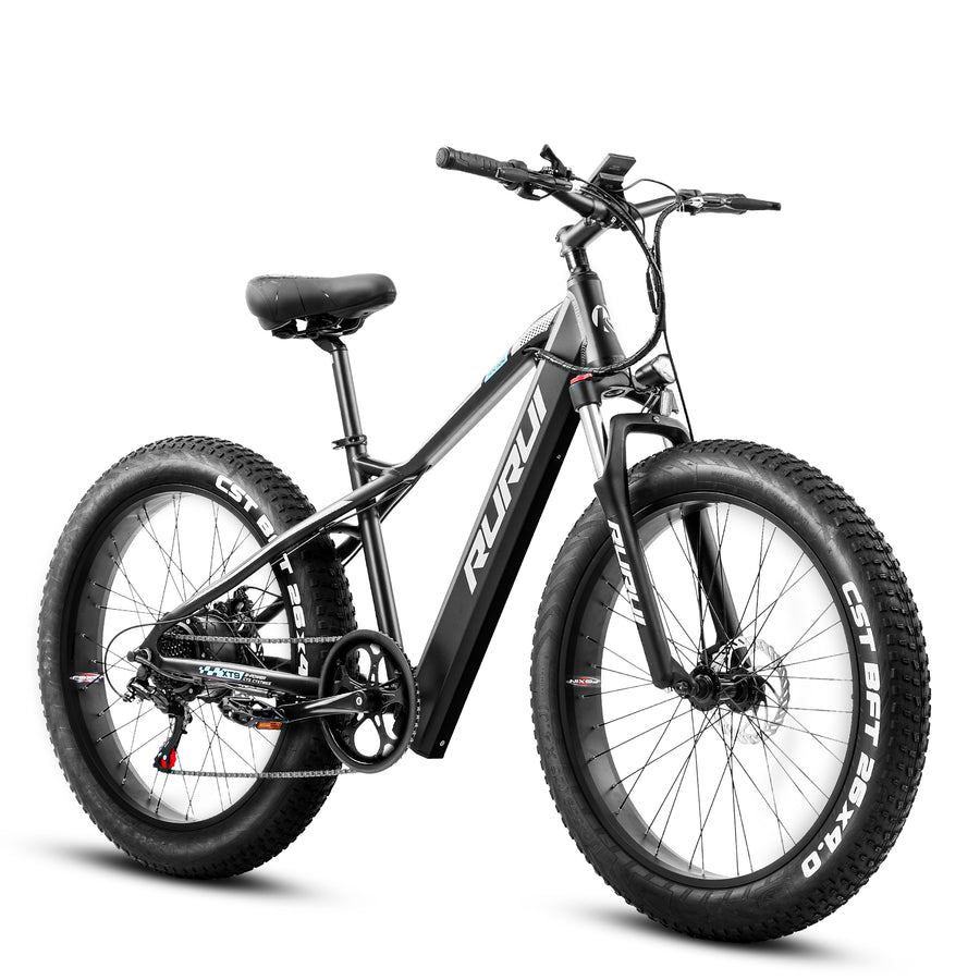 Eahora X7 E-PAS | Folding Fat Tire E-Bike