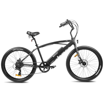 Eahora Beach Cruiser E-PAS | Electric Beach Bike