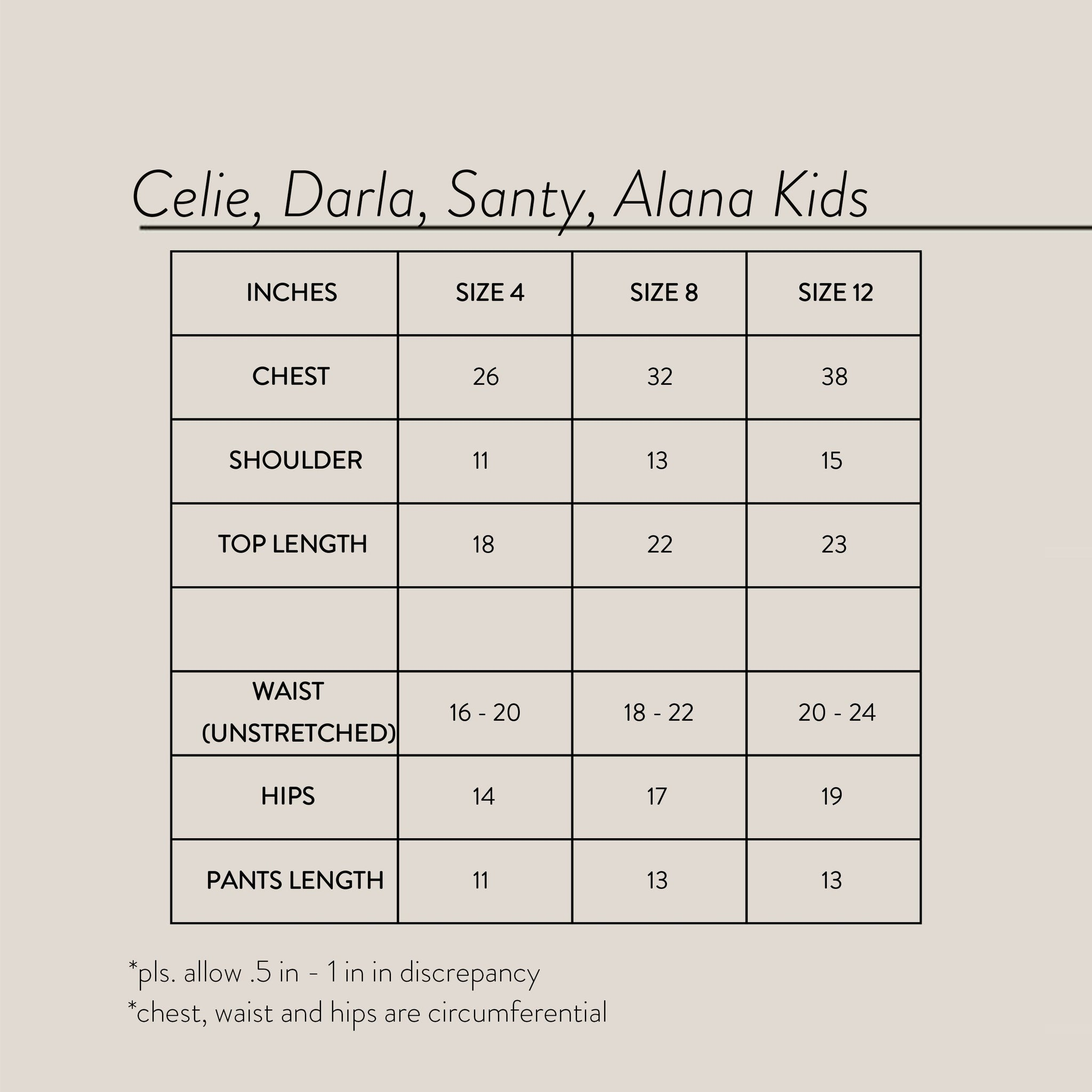 Celie (Teens and Kids)
