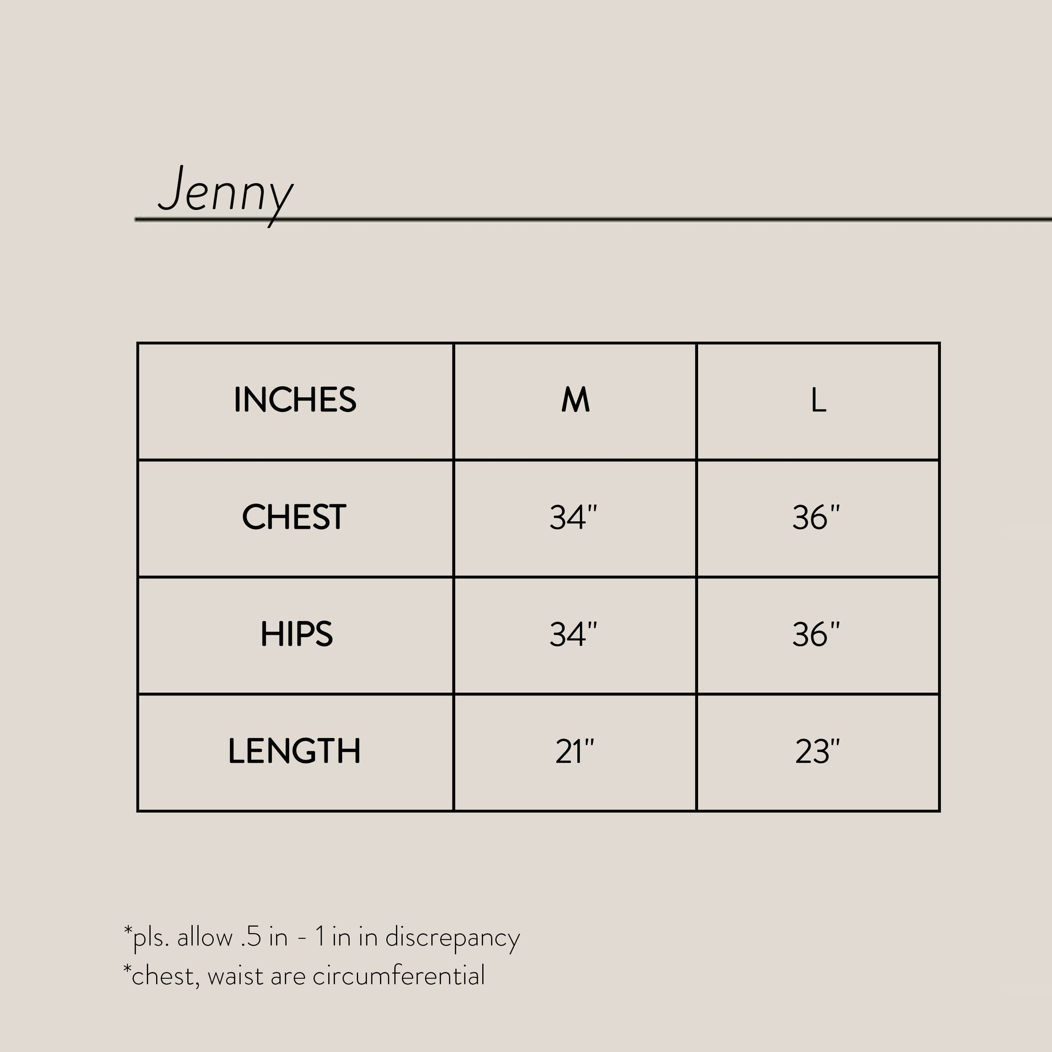 Jenny in Maple