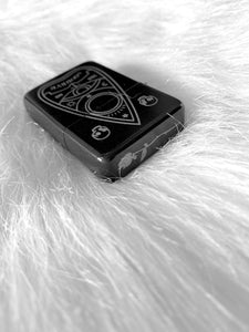 Ouija Engraved Lighter