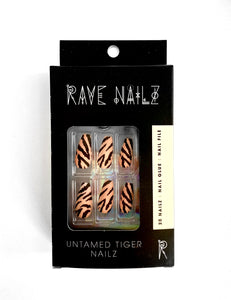 Untamed Tiger Nailz