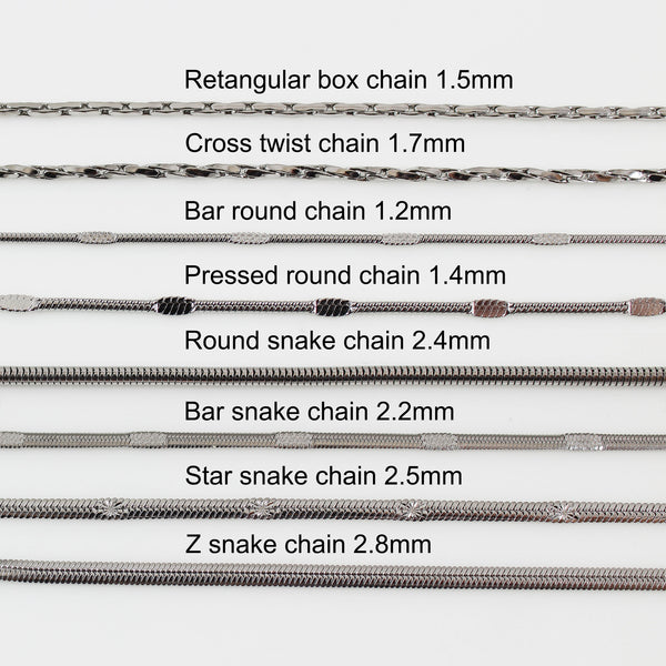 Necklace chain, stainless steel chain, chain necklace, unique chains, snake chain, box chain, necklace chain for men, chain necklace women.