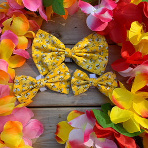Bumble Bee bow tie