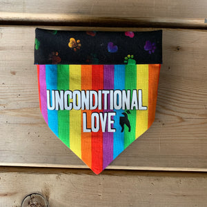Unconditional love Bandana