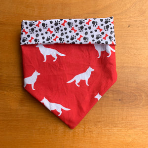 German Shepherd Bandana