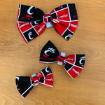 University of Cincinnati bow tie