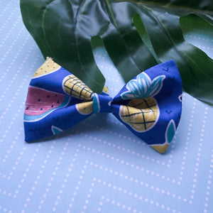 Fruit bowl bow tie