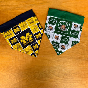 *ichigan (Michigan)  Bandana
