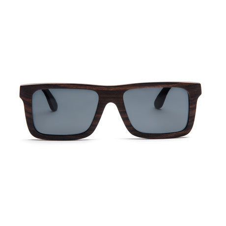 K38 Ebony Wood Sunglasses