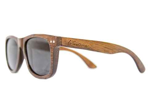 Melrose Wood Sunglasses
