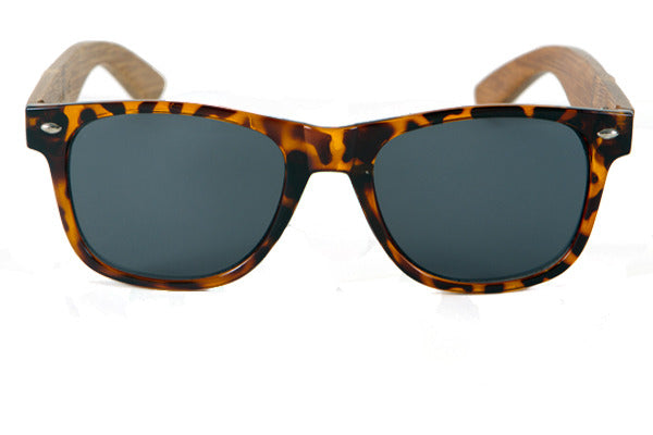 Woodwear Sunglasses - Tortoise Malibu model