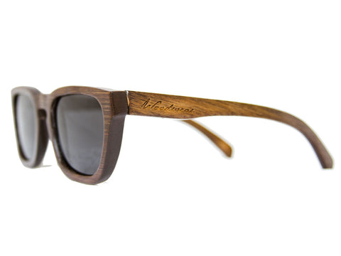 Venice Wood Sunglasses