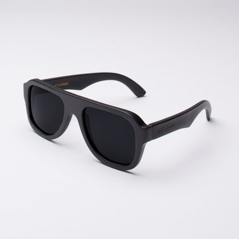 Gaslamp Wood Sunglasses