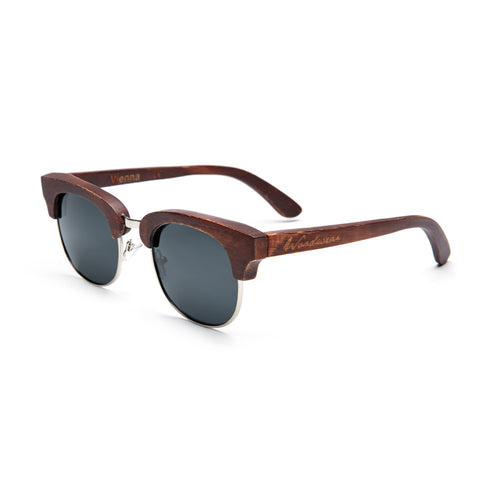 Vienna Wood Sunglasses
