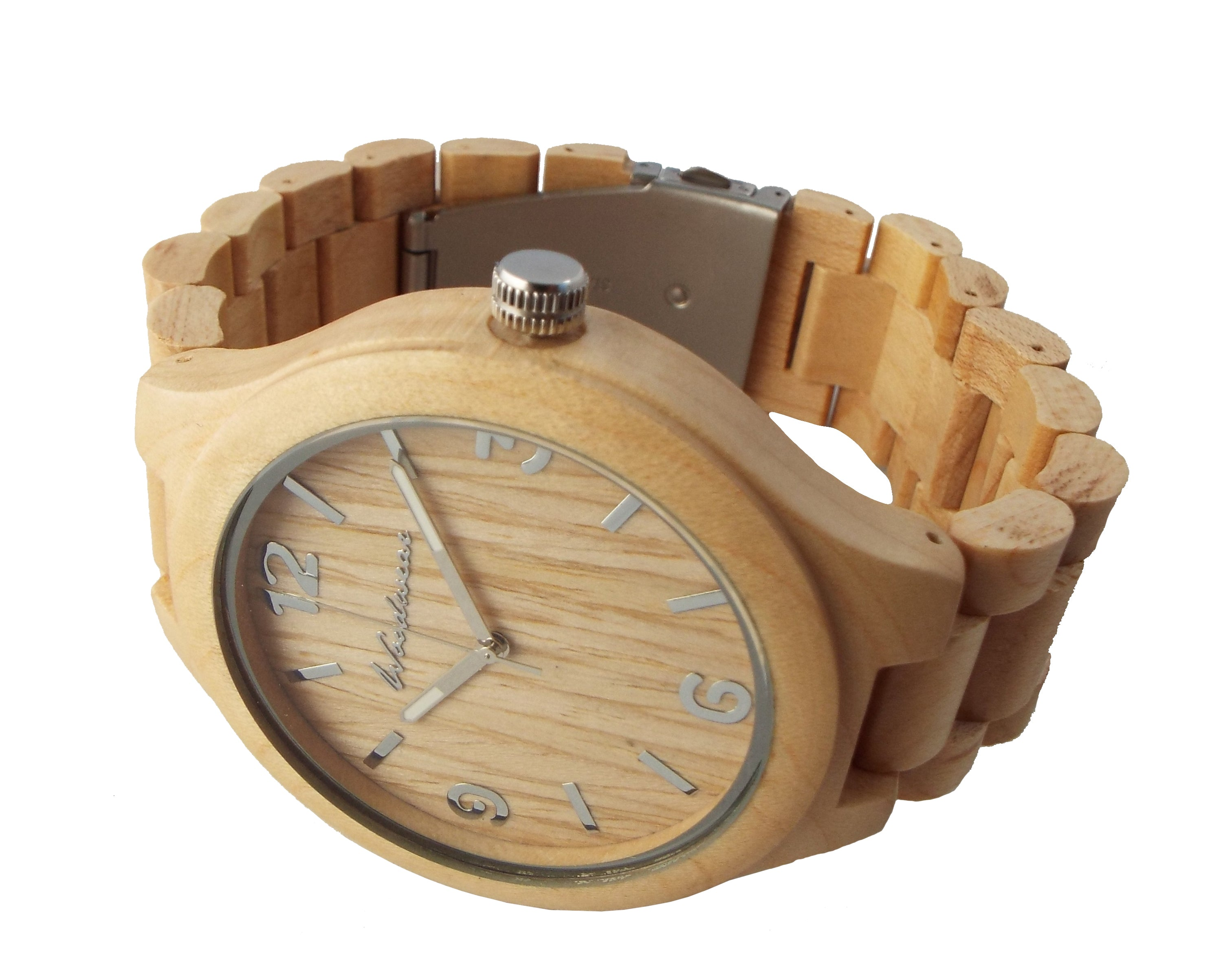 Mammoth Wood Watch Collection