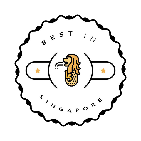 Spaceman Best in Singapore logo