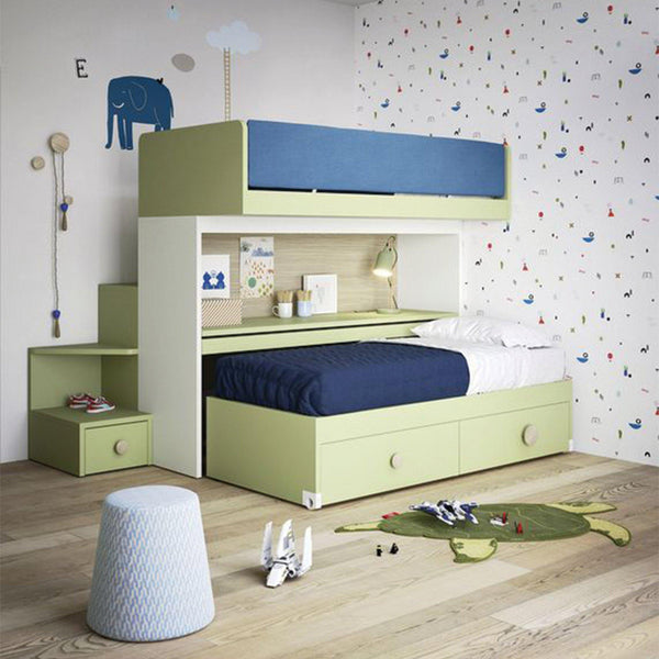 bed bunk design for room beds plans in ideas desk to built bedroom an girls boys enjoyable with make stairs pin diy