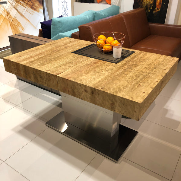 Armadillo XL coffee/ dining table ~ EX-DISPLAY 25% OFF