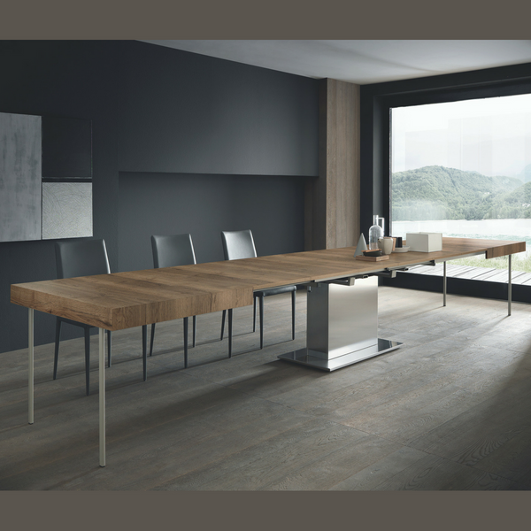 Maximus ~ extending dining table, - SPACEMAN