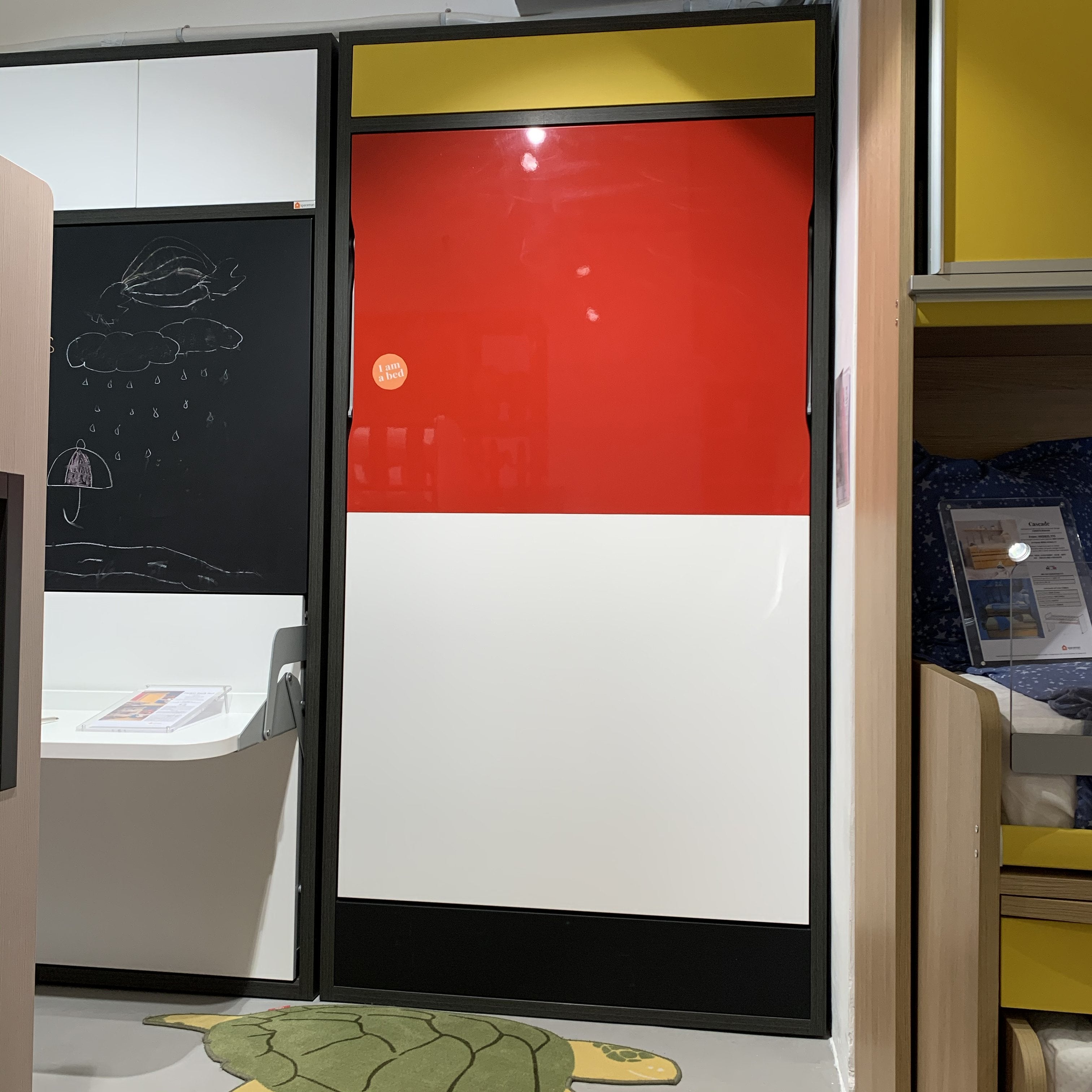 Sale Liberty Remote Control Super Single Vertical Murphy Bed Ex Dis Spaceman Innovations Pte Ltd