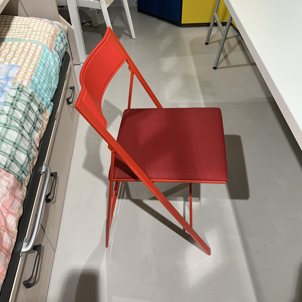 SALE: Slim ~ EX-DISPLAY folding dining chair