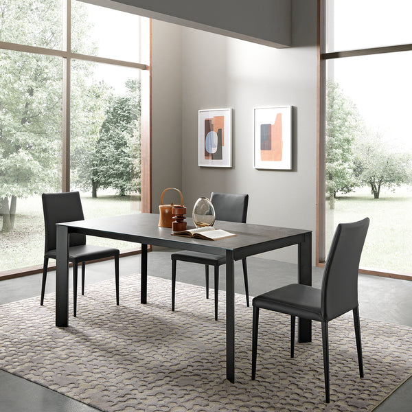 Flatiron extending dining table ~ EX DISPLAY SAVE 50%
