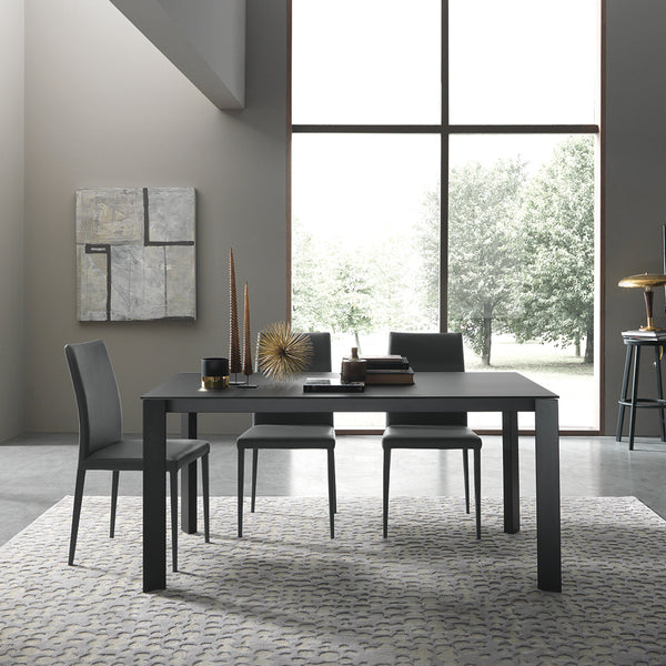 Flatiron extending dining table ~ EX DISPLAY SAVE 20%, - SPACEMAN