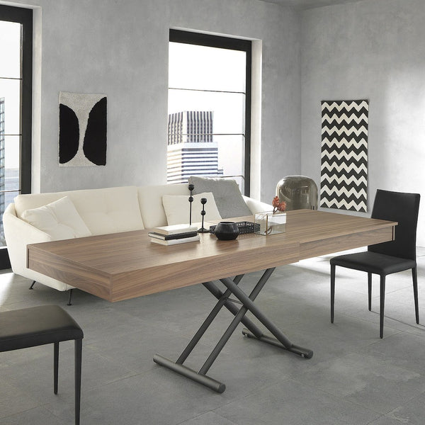 Tectonic ~ coffee/ dining table,Dining table - SPACEMAN
