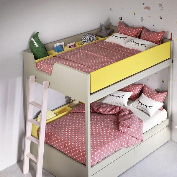 Vanilla XL ~ kids bunk beds,Bunk beds - SPACEMAN