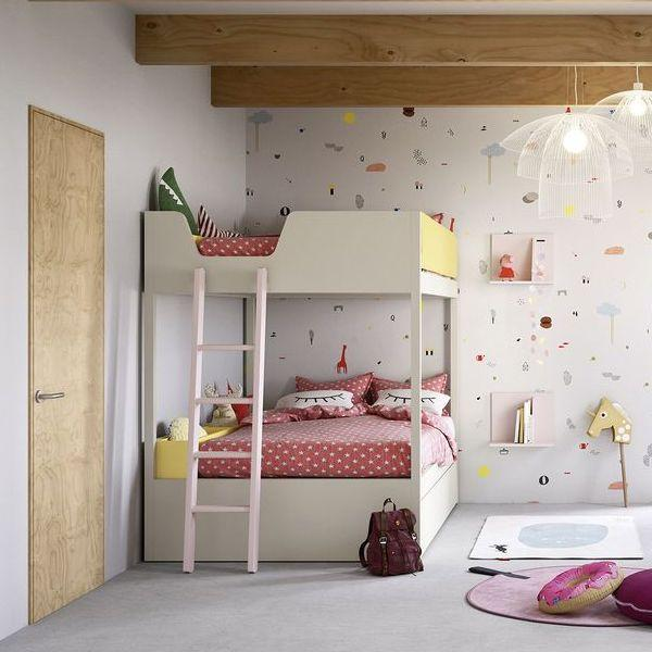 Vanilla XL ~ kids bunk beds